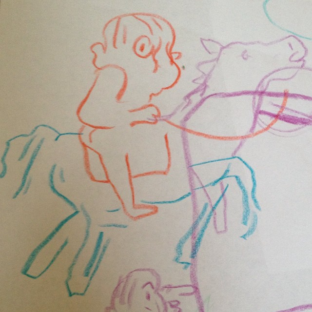 Img for max riding horsey