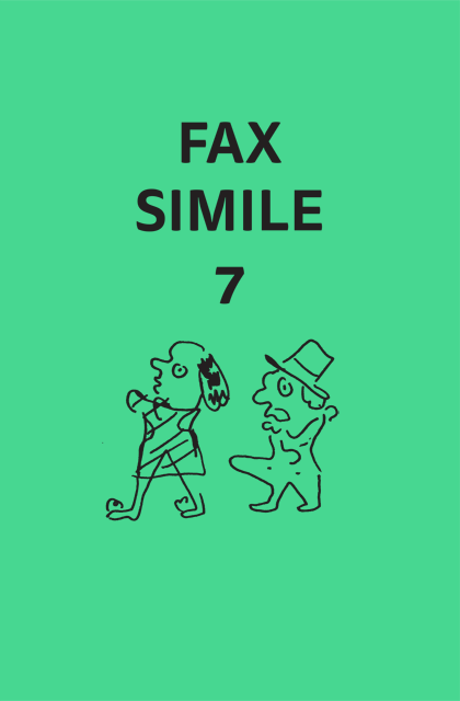 Link to Fax Simile 7