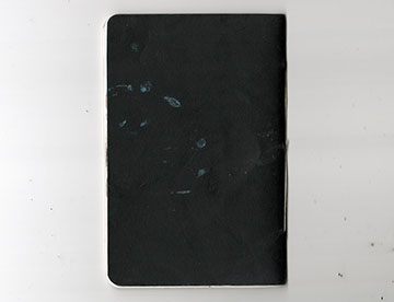 Placeholder back-cover page